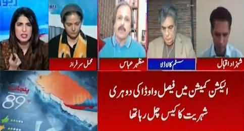 Report Card (Faisal Vawda Dual Nationality Case, Bilawal Vs PMLN) - 8th July 2021