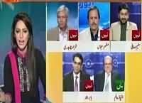 Report Card (Imran Khan's Jalsa, How Much Effective?) – 5th October 2015