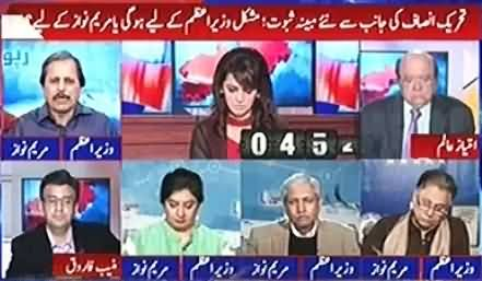 Report Card (Imran Khan's New Proofs in Panama Case) - 3rd January 2017