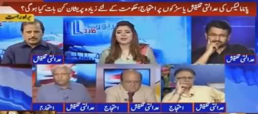Report Card (Imran Khan's Raiwind March) - 28th September 2016