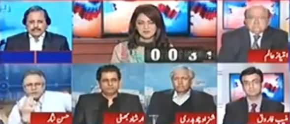 Report Card (Imran Khan's Statement About Foreign Players) - 7th March 2017