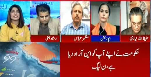Report Card (Is NAB Ordinance NRO?) - 7th October 2021