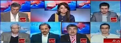 Report Card (Is Rabta Committee Going To Remove Farooq Sattar) - 8th February 2018