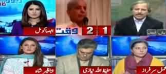 Report Card (Kia Fawad Chaudhry Ka Dawa Darust Hai?) - 11th January 2020