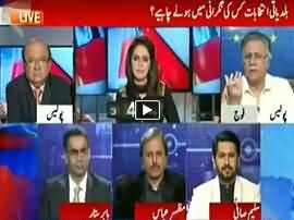 Report Card (Local Bodies Elections in Punjab & Sindh) - 29th October 2015
