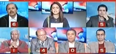 Report Card (Model Town Report, How Much Damaging For Shahbaz Sharif) - 6th December 2017