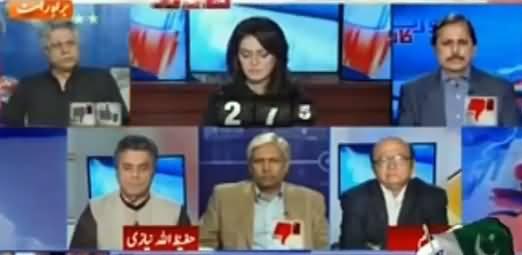 Report Card (Mustafa Kamal Vs Altaf Hussain) – 7th March 2016