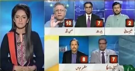 Report Card On Geo News (Discussion on Important Issues) – 23rd June 2015
