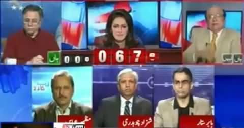 Report Card (PTI And JI Alliance in Karachi) – 3rd December 2015