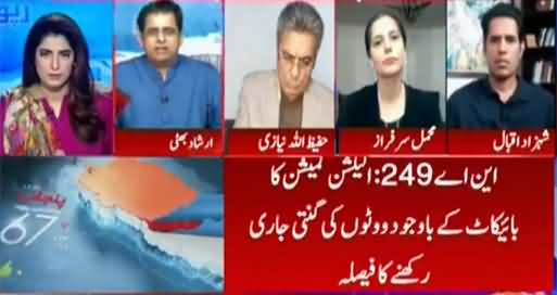 Report Card (PTI Defeat In Another By-Election) - 6th May 2021