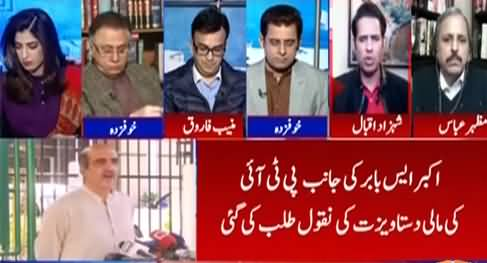 Report Card (PTI Foreign Funding Case) - 3rd February 2021
