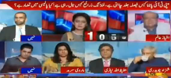 Report Card (PTI Foreign Funding Case) - 6th July 2017