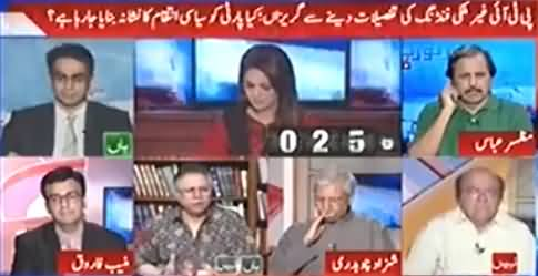 Report Card (PTI's Foreign Funding Case) - 23rd May 2017
