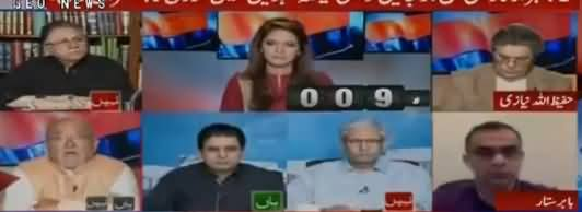 Report Card (PTI Workers Protest At Bani Gala) - 19th June 2018