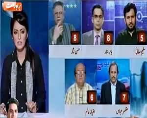 Report Card (Shuja Khanzada Ki Shahadat) – 17th August 2015