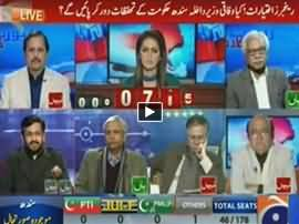 Report Card (Sindh Aur Wafaq Ka Masla) - 30th December 2015