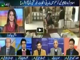 Report Card SPECIAL (Local Bodies Elections in Islamabad) - 30th November 2015