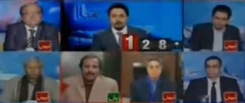 Report Card (Tahir ul Qadri Ka Elan) - 8th January 2018