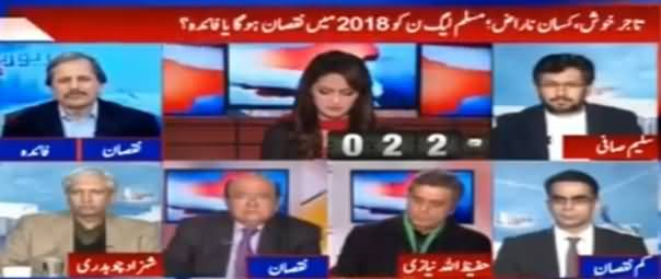 Report Card (Tajir Khush, Kisaan Naraz) - 13th January 2017