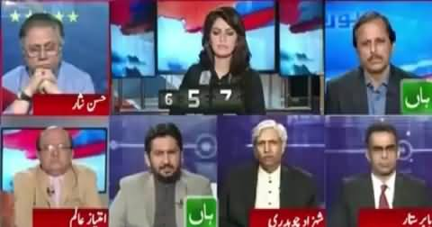 Report Card (Which Is The Most Important Issue on Pak Agenda?) – 22nd October 2015
