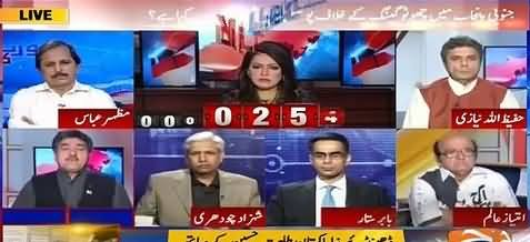 Report Card (Why Police Failed In Front of Choto Gang) – 15th April 2016