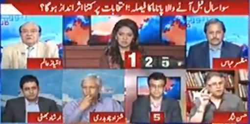 Report Card (Will Panama Case Decision Effect 2018 Elections?) - 28th March 2017