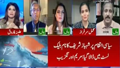 Report Card (Will Shahbaz Sharif Come Back?) - 7th May 2021