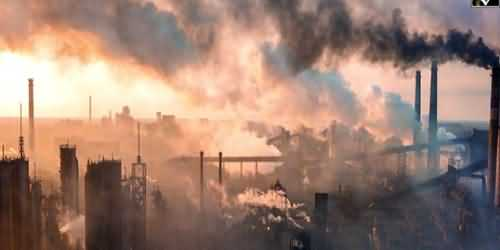 Researchers Revealed That How Air Pollution Effects Our Reproductive System And Reduces Sperm Count?