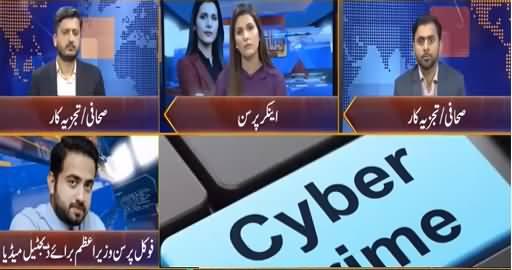 Riyasat Aur Awam (Phone Hacking Scandal) - 20th July 2021