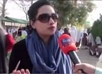 Roze Ki Tehqeeq (Sardar Bahadur Khan Women University) – 24th October 2016