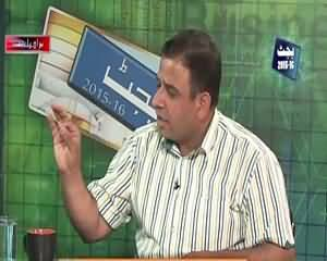 Roze Tv (Special Program on Budget 2015 - 2016) – 5th June 2015