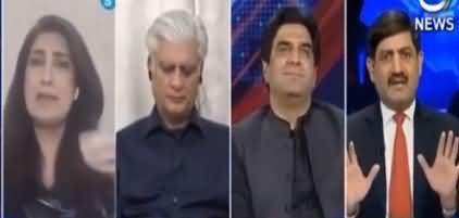 Rubaroo (Hakumat Aur Opposition Mein Siasi Mahaz Arai) - 24th October 2020