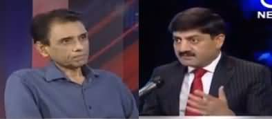 Rubaroo (Khalid Maqbool Siddiqui Exclusive Interview) - 12th July 2020