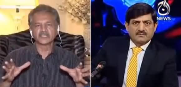 Rubaroo with Shaukat Paracha (Elections Ki Baatein) - 29th July 2021