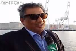Rubaru (Gawadar Port) – 23rd March 2018