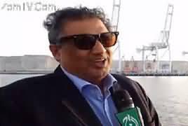 Rubaru (Gawadar Port) – 23rd March 2018