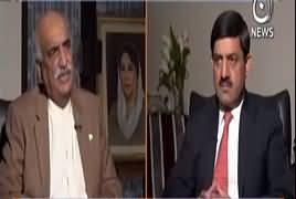 Rubaru (Khursheed Shah Exclusive Interview) – 6th October 2017