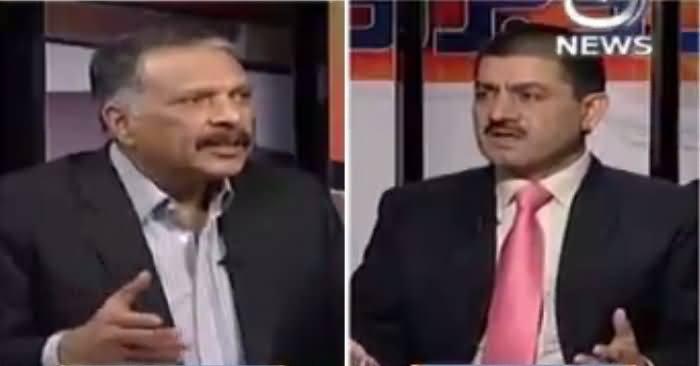 Rubaru (PPP's Future in Punjab) – 2nd December 2016