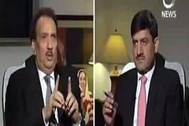 Rubaru (Rehman Malik Special Interview Regarding JIT) – 24th June 2017