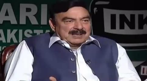 Rubaru (Sheikh Rasheed Ahmad Exclusive Interview) – 24th September 2016