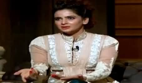 Saba Qamar Clarifying the Rumors of Her Scandal with Hamza Ali Abbasi
