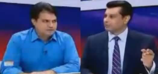 Sabir Shakir And Arshad Sharif Analysis On Today's Panama Proceedings