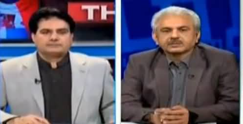 Sabir Shakir & Arif Hameed Bhatti Comments on PML-N's Noisemaking in Assembly