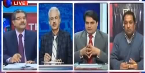 Sabir Shakir Explains The Inside Information Regarding KPK Apex Meeting
