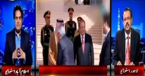 Sabir Shakir Reveals the Inside Story Why Nawaz Sharif Went To Saudi Arabia
