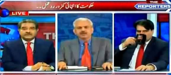 Sabir Shakir Reveals What Happened When Pakistani Diplomats Went to US Ambassy for Protest
