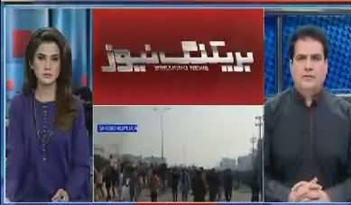 Sabir Shakir's Comments on Operation Against Faizabad Dharna