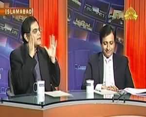 Sach To Yeh Hai (Chaudhry Qamar Zaman Nominated New Chairman NAB) - 9th October 2013