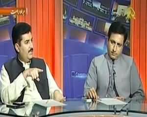 Sach To Yeh Hai (Karachi Mein Aman ke Qayaam Ke Liye Hukomati Mansuba Bandi) - 28th August 2013