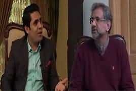 Sach Ya Siyasat (Shahid Khaqan Abbasi Exclusive Interview) – 8th January 2019